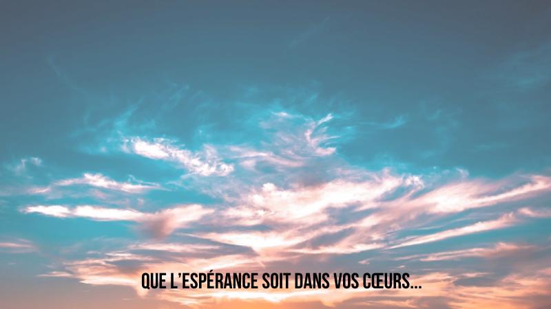Message de Toussaint