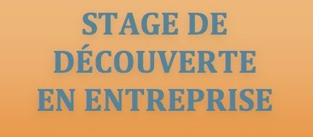Convention de Stage d'observation en entreprise 3e