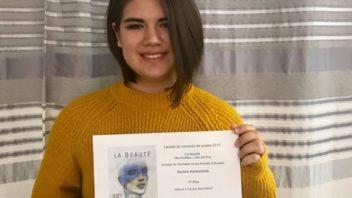 Caroline Magnient – 1er prix de poésie
